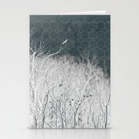 All-night Dream Stationery Cards