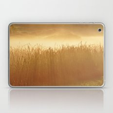 Field Grass in the Mist  2 Laptop & iPad Skin