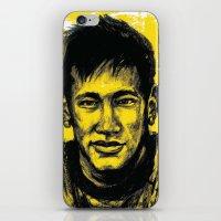 Neymar iPhone & iPod Skin
