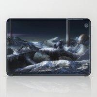 Ice City iPad Case