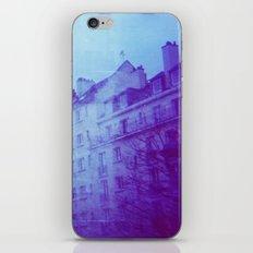 Chateau & Flowers iPhone & iPod Skin