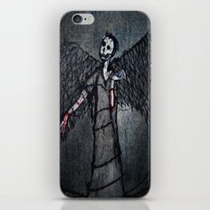 Barbed Wire iPhone & iPod Skin