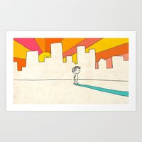 If I Had Eyes At The Bac… Art Print
