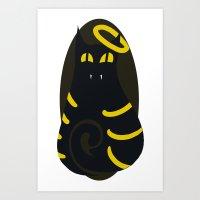 cattie Art Print