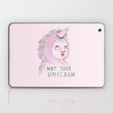 Not Your Unicorn Laptop & iPad Skin