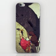 iPhone & iPod Skin featuring Always Me And You by Jessica Harris