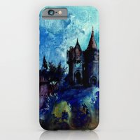 iPhone & iPod Case featuring Chateau by Atalay Mansuroğlu