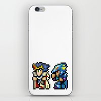 Final Fantasy II - Cecil… iPhone & iPod Skin