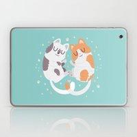 Kitty Cuddles Laptop & iPad Skin