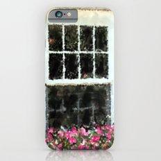 Petunias iPhone 6 Slim Case