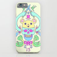 Triskaidekaphilia iPhone 6 Slim Case