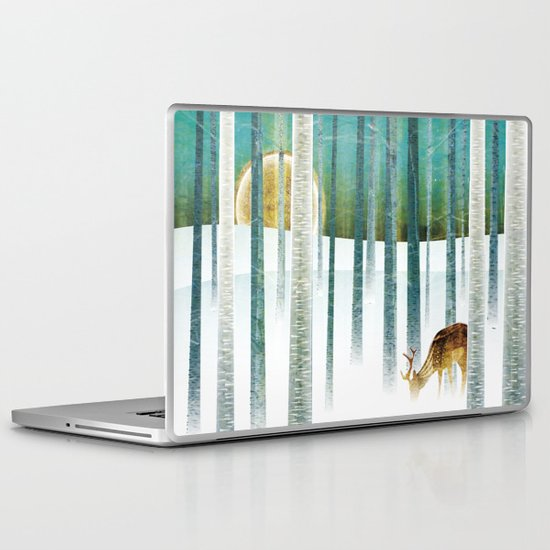 last morning (complete?) Laptop & iPad Skin