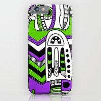 Green Eye iPhone 6 Slim Case
