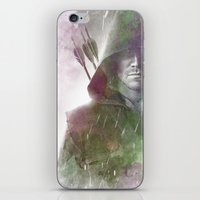 Arrow iPhone & iPod Skin