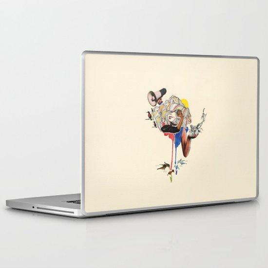 Voicething Laptop & iPad Skin