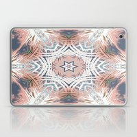 Tribe Coral and Steel Laptop & iPad Skin