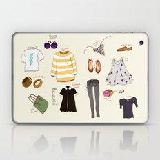 My (...not so new) spring wardrobe! Laptop & iPad Skin
