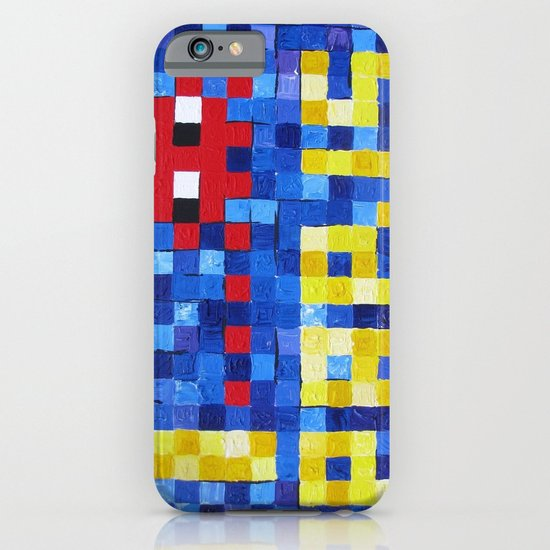 I Space Invader Paris iPhone & iPod Case