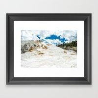 Minerva Terrace Framed Art Print