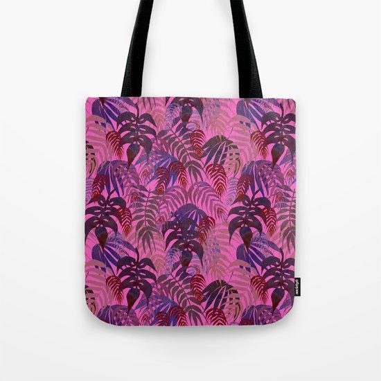 LOST - Magenta Tote Bag