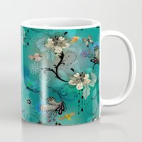 The Butterflies & The Bees  Mug