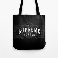 Supreme Leader Tote Bag