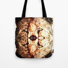 Two-Headed Bear Tote Bag