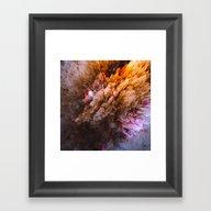 Fuscheria Framed Art Print