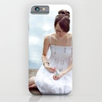iPhone & iPod Case featuring Clouds 2 by Sophie Earl