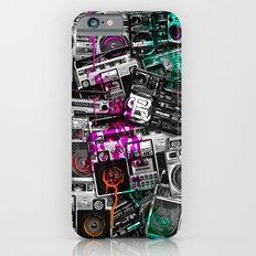 GHETTO BLASTER2 Slim Case iPhone 6s