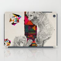 The Innocent Wilderness by Peter Striffolino and Kris Tate iPad Case