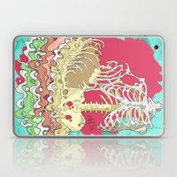 Flesh illustration Laptop & iPad Skin