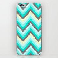 Simple Chevron iPhone & iPod Skin