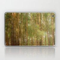 July forest Laptop & iPad Skin
