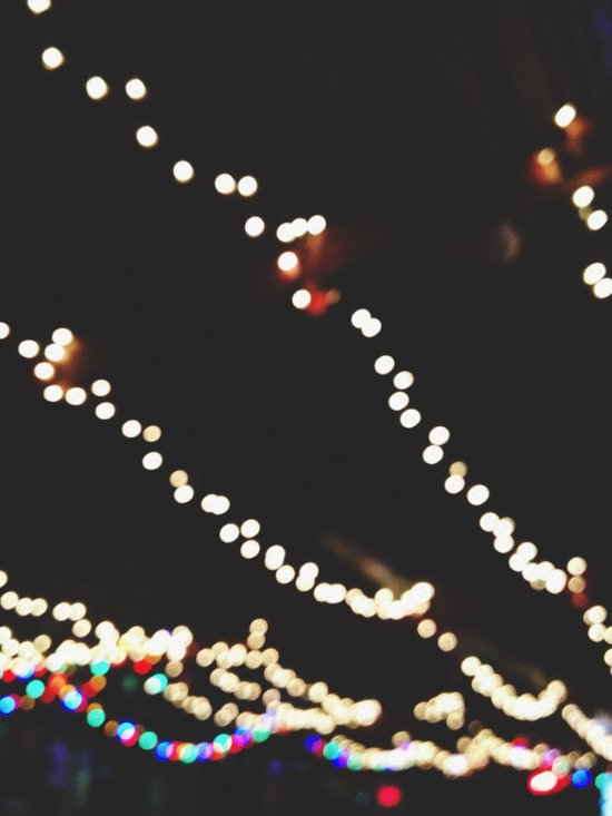 All the Lights Art Print