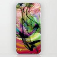 Deep Sea Life iPhone & iPod Skin