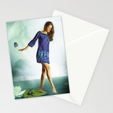 The Lili & The Frog Stationery Cards