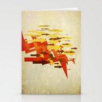 Design 1 Stationery Cards