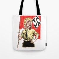 Make America Hate Again Tote Bag