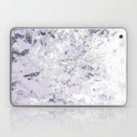 Aluminum Lilac Laptop & iPad Skin
