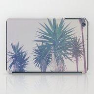 Vintage Palms iPad Case
