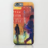 Street scene iPhone 6 Slim Case