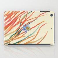 Blue Fish iPad Case