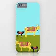 Streets of India- Cows iPhone 6s Slim Case
