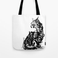 Mousey Mousey Tote Bag