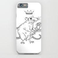 Rat King iPhone 6 Slim Case