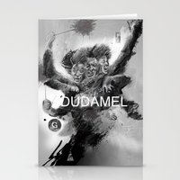 Proyecto Dudamel Stationery Cards