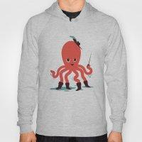 Octopus in Boots Hoody