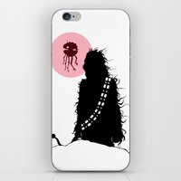 Chew-bot iPhone & iPod Skin