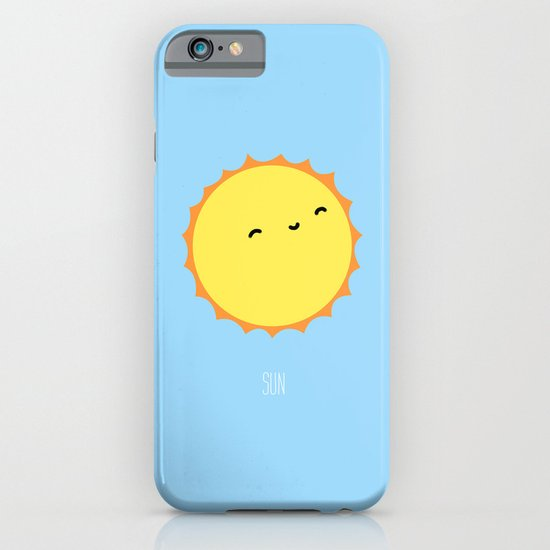 The Sun iPhone & iPod Case